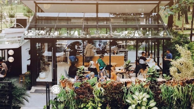 kuliner Bogor hits - Popolo Coffee