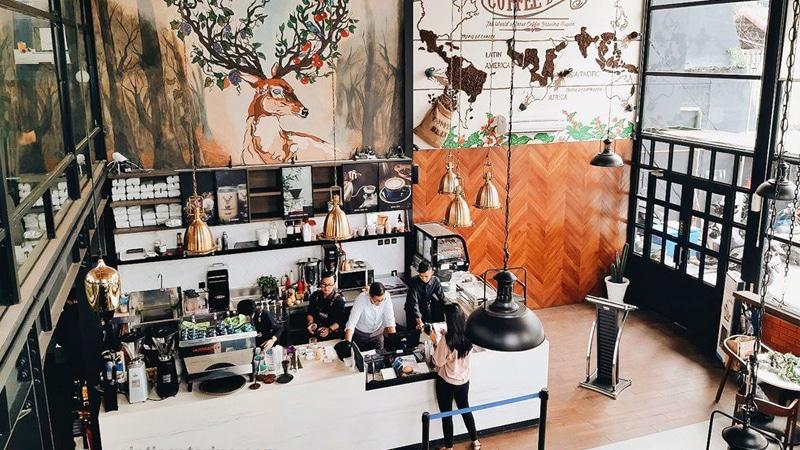 kuliner Bogor hits - Raindear Coffee and Kitchen