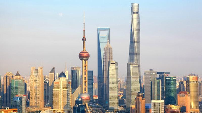 Shanghai Tower (gensler)