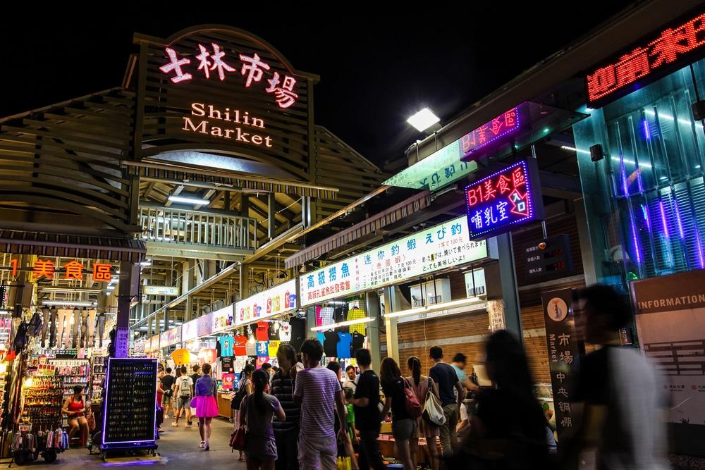 tempat wisata di Taiwan - Shihlin Night Market (tripadvisor)