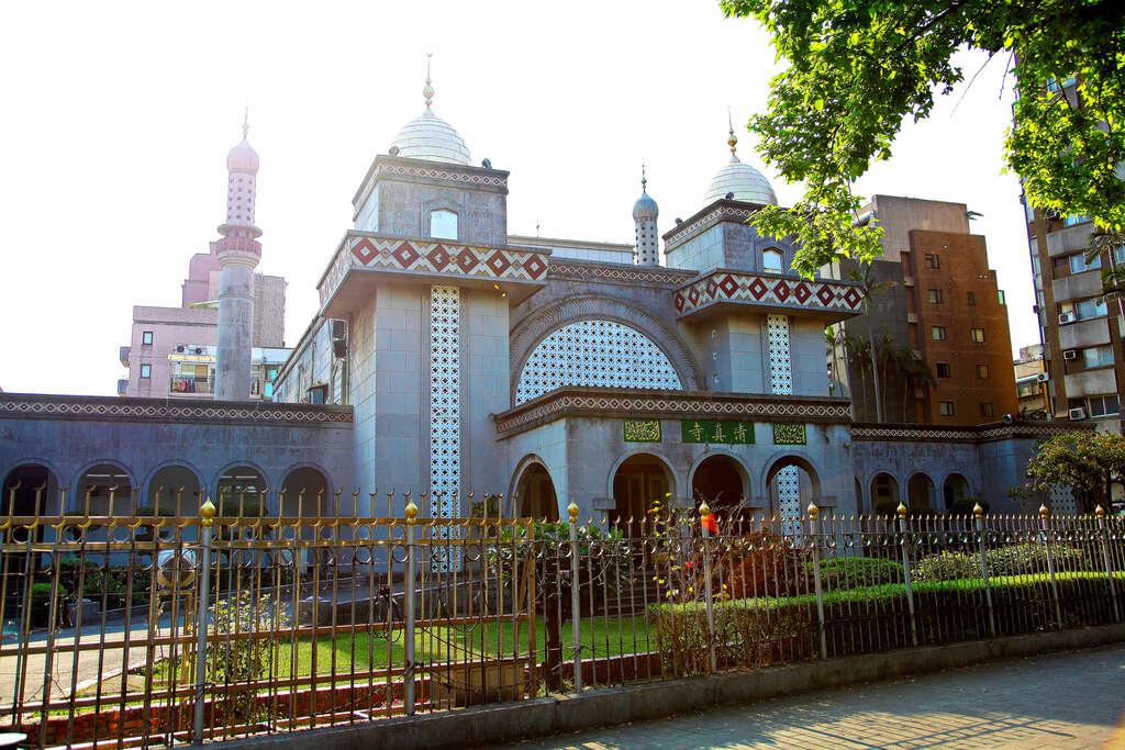 tempat wisata di Taiwan - Taipei Grand Mosque (travel.taipei)