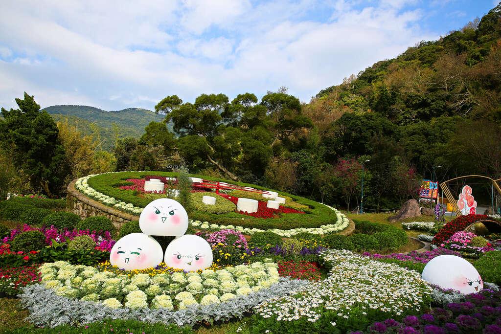 tempat wisata di Taiwan - Taman Nasional Yangmingshan (travel.taipei)