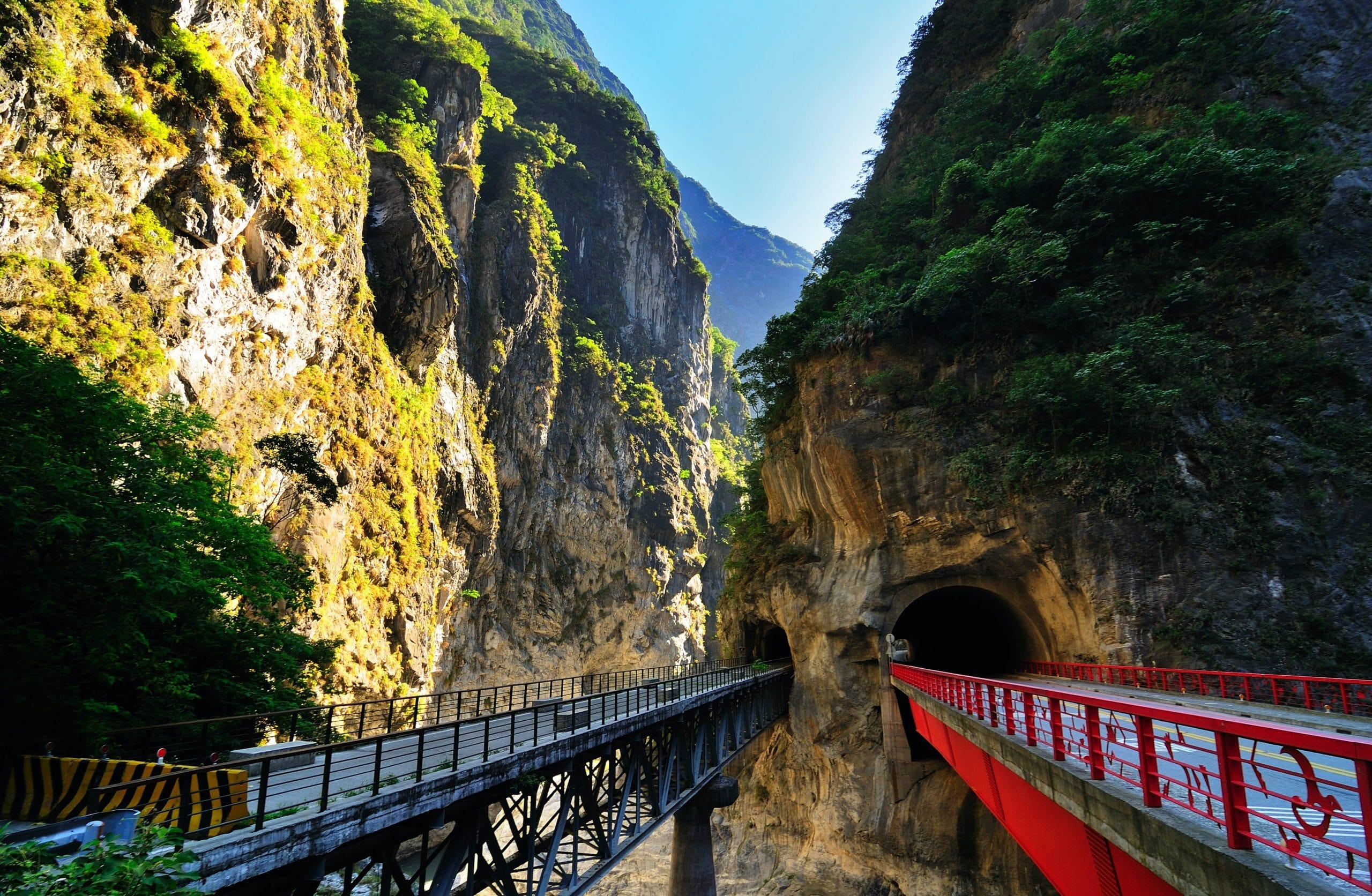 tempat wisata di Taiwan - Taroko National Park (lonelyplanet)