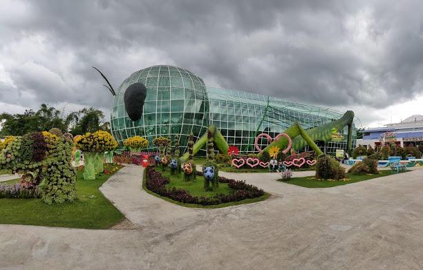 Itinerary Malang Hits Kekinian 3 Hari 2 Malam -  Batu Love Garden, Malang (dwilutfibudianto)
