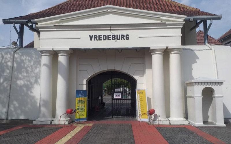 Benteng Vredeburg (harianjogja)