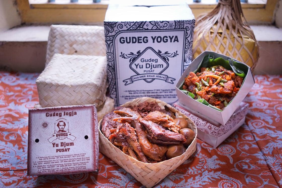 Malioboro Jogja - Gudeg Yu Djum (visitingjogja)