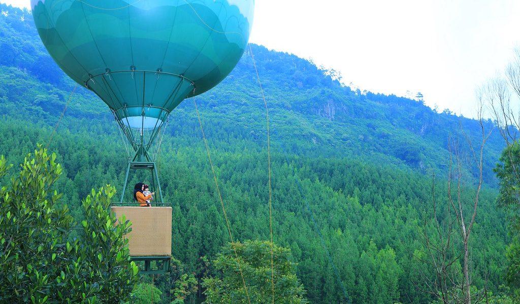 Hot Air Balloon (flickr)