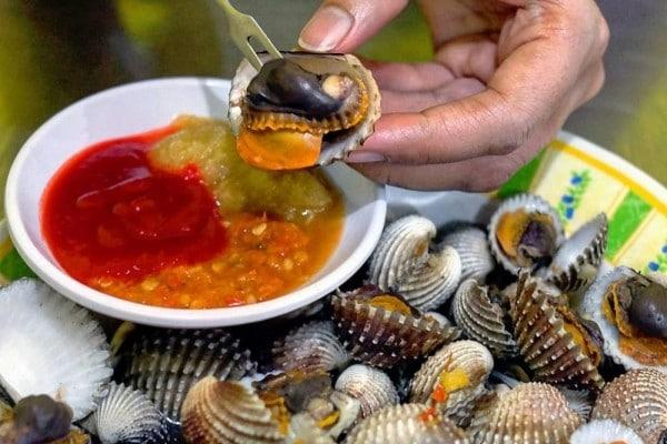 Kuliner Medan - Kerang Rebus Kapuas (idntimes)