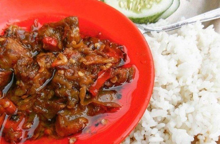 Oseng-oseng Mercon Bu Narti, Jogja Yogyakarta (kulineryogyes)