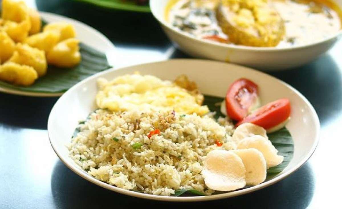 Kuliner Medan - Rumah Makan Pohon Pisang (crazfood)