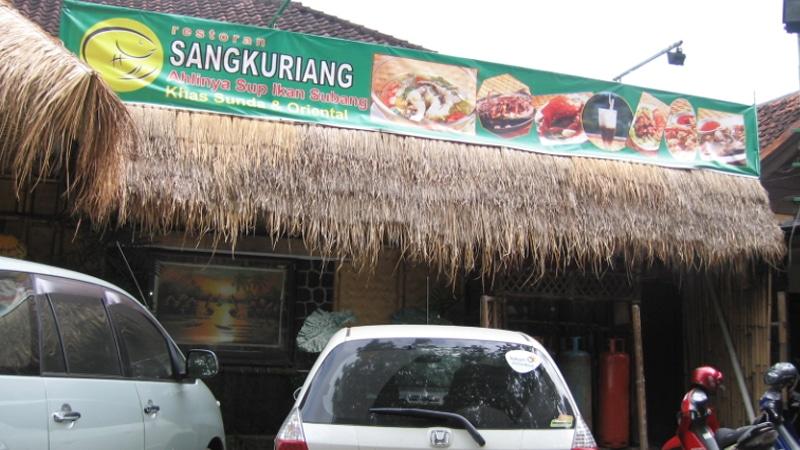 Rumah Makan Sangkuriang (makanmakan)