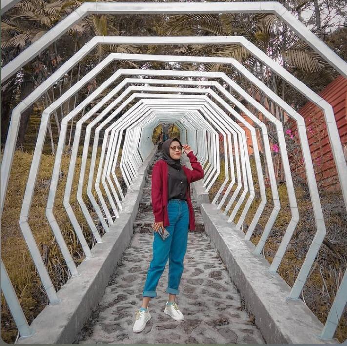 Spot Foto Instagramable di Wonder Park Tawangmangu (wonderpark.tawangmangu)