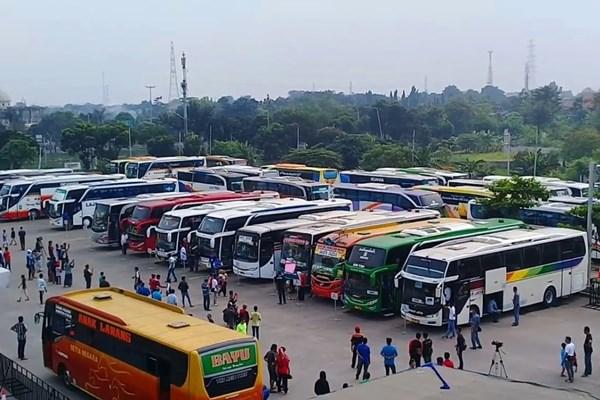 Kelebihan Pesan Tiket Bus Online -  Berbagai Operator Bus (ekonomi)