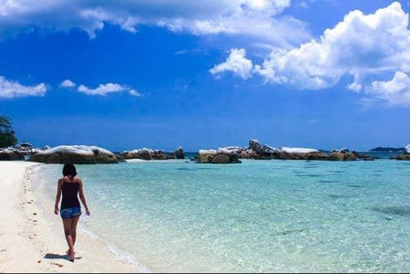 Pantai Punai, Belitung (moodster)