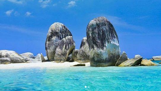 Pulau Kepayang, Belitung (inews)