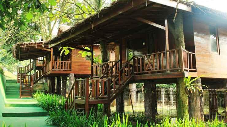 Rumah Pohon Highland Park Resort (traveloka)