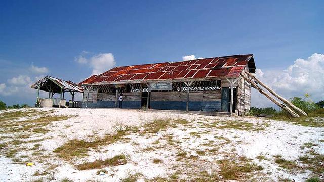 Sekolah Laskar Pelangi, Belitung (liputan6)