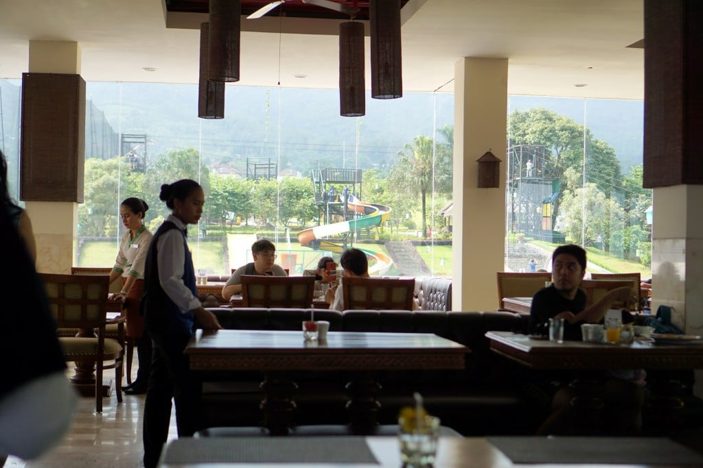Highland Park Resort - The Restaurant (bobocantik)