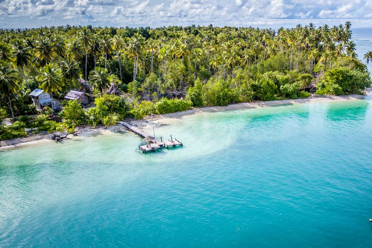 Kepulauan Mentawai (regional.kompas)