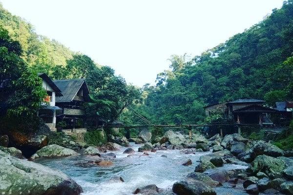 Tempat Wisata di Bogor yang Paling Murah - Pemandian Air Panas Ciparay (sentul.city)
