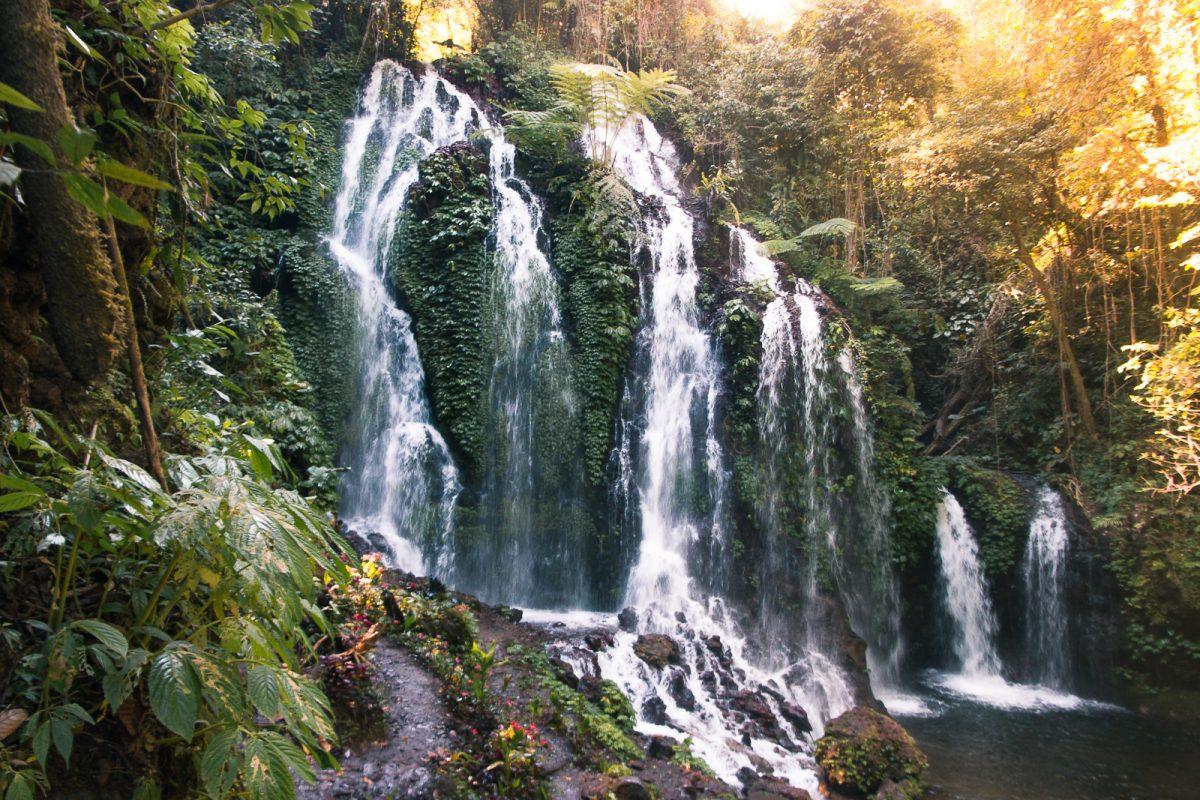 Bedugul - Air Terjun Banyu Wana Amertha (gotravelly)