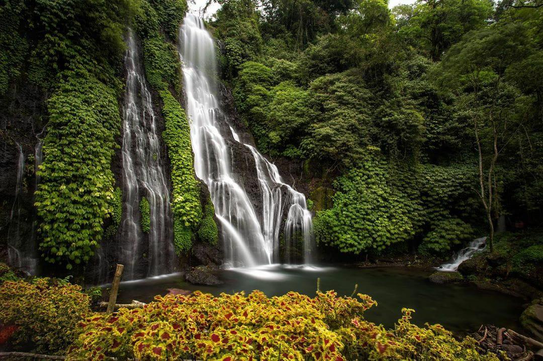 Air Terjun Banyumala (balihbalihan)