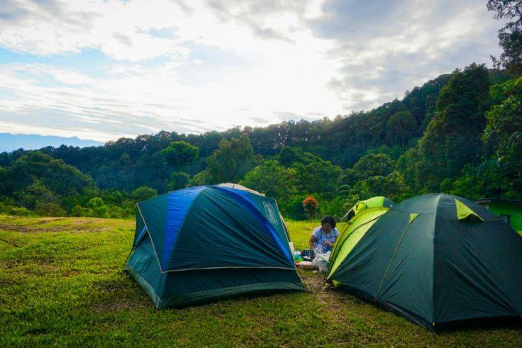 Bhumi Merapi - Camp Ground Area (travel.kompas)