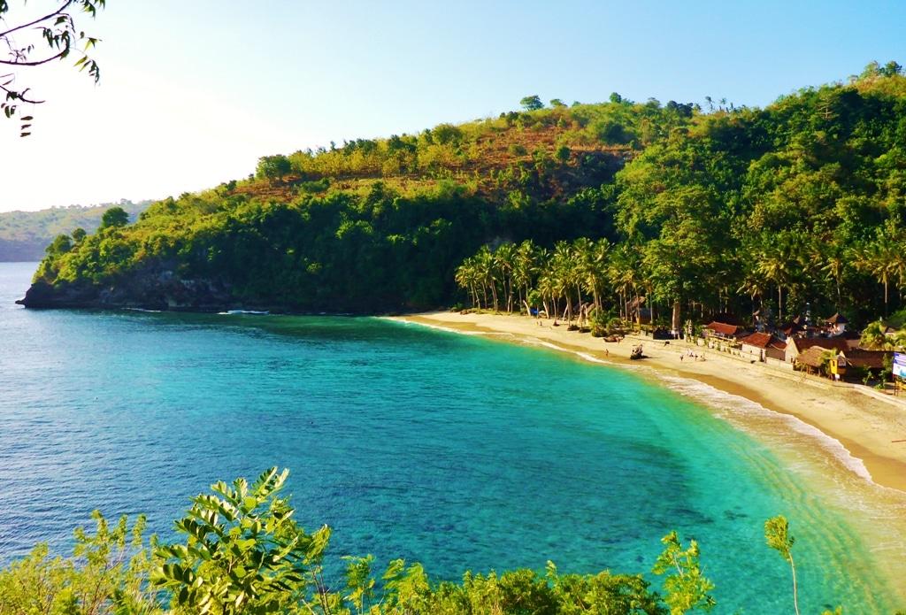 Nusa Penida - Crystal Bay (kintamani)