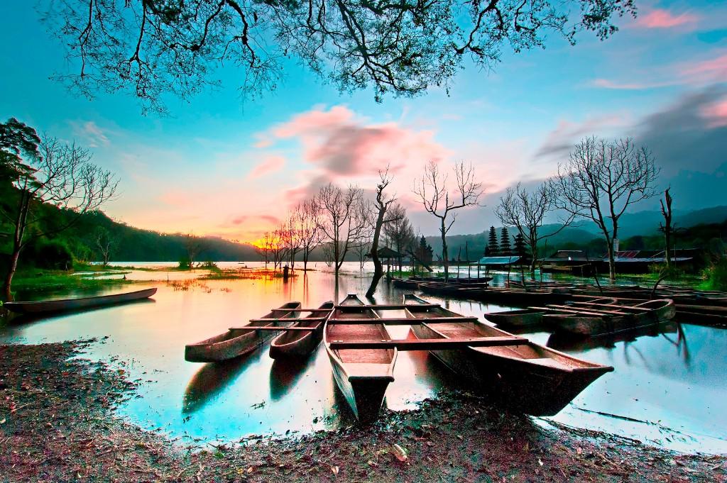 Bedugul - Danau Tamblingan (backpackerjakarta)