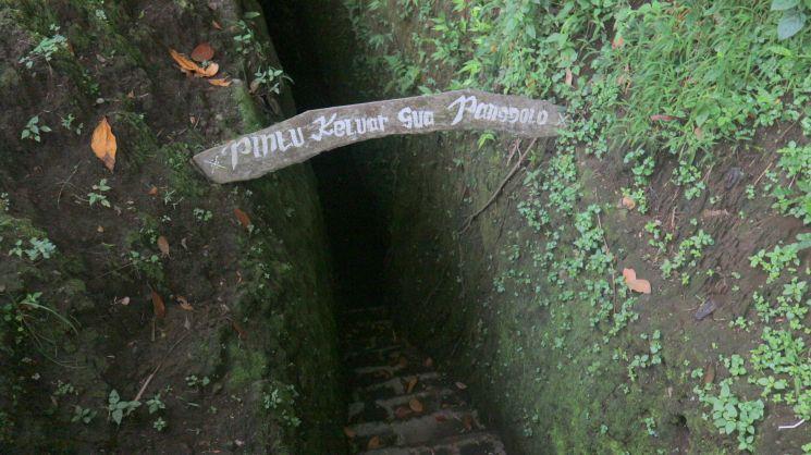 Bhumi Merapi - Goa Ponggolo (GuideKu)