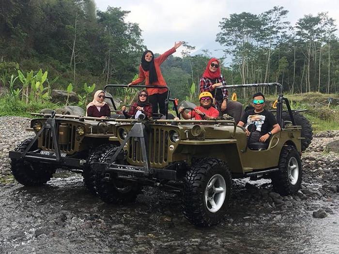 Bhumi Merapi - Jeep tour (jogjacar)