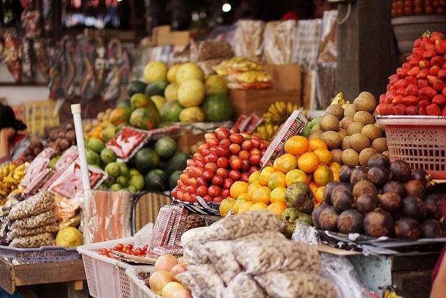 Bedugul - Pasar Candi Kuning (thedamai)