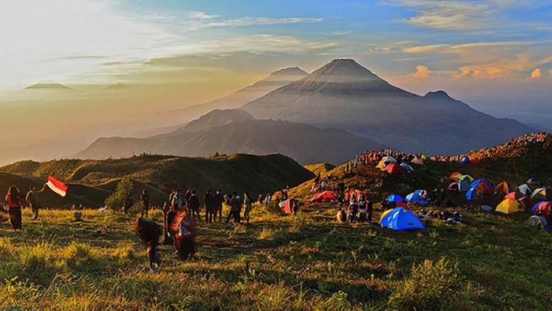 Tempat Wisata di Bogor yang Paling Murah - Taman Nasional Gunung Gede Pangrango (travel.okezone)