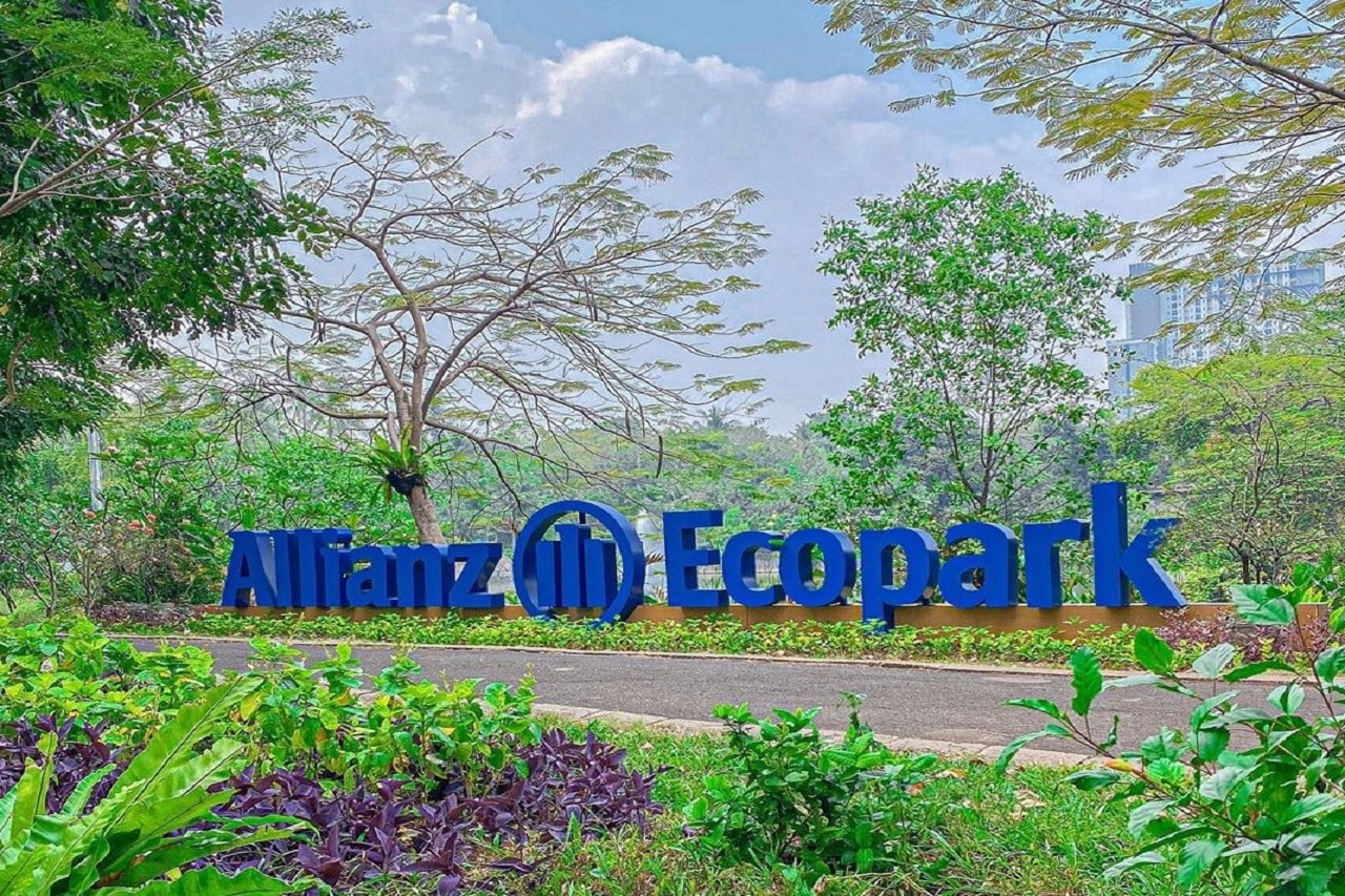 Tempat wisata alam di Jakarta - Allianz Ecopark (getlost)