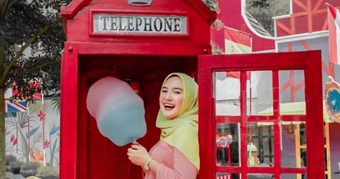 Box telepon, London (suaranusantara)