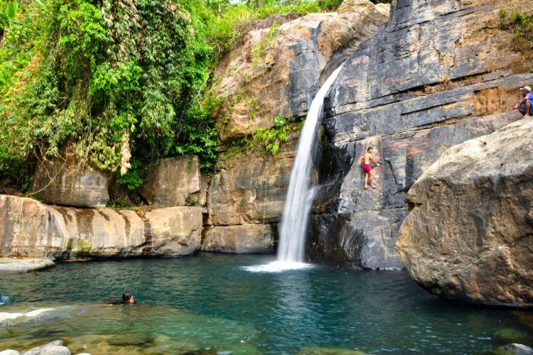 tempat wisata di Malang yang murah - Coban Nirwana Gedangan (malang.merdeka)