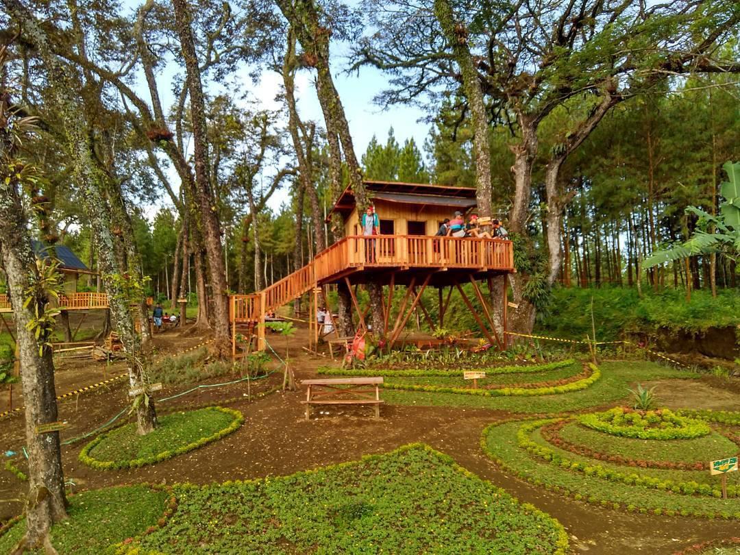 tempat wisata di Malang yang murah - Kampung Enem (amazingmalang)