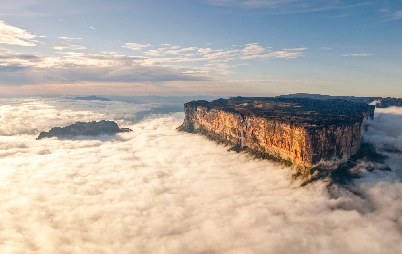 Mount Roraima (historyofyesterday)