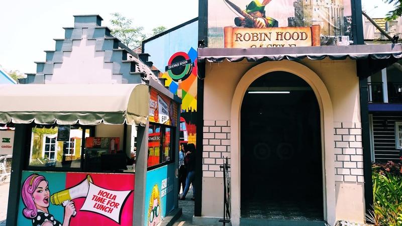 Devoyage Bogor - Robin hood (derastories)