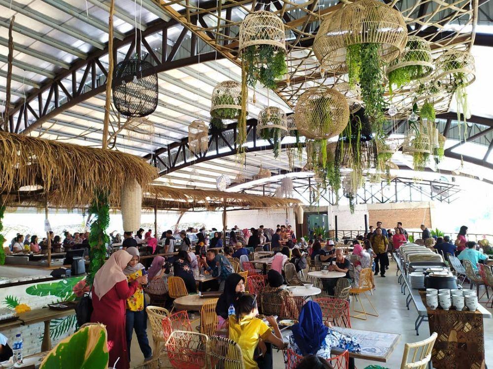 Sepoi – Sepoi Food Garden (idntimes)