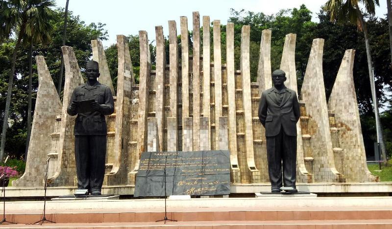 Tempat wisata di Jakarta yang murah - Taman Proklamator (economy.okezone)