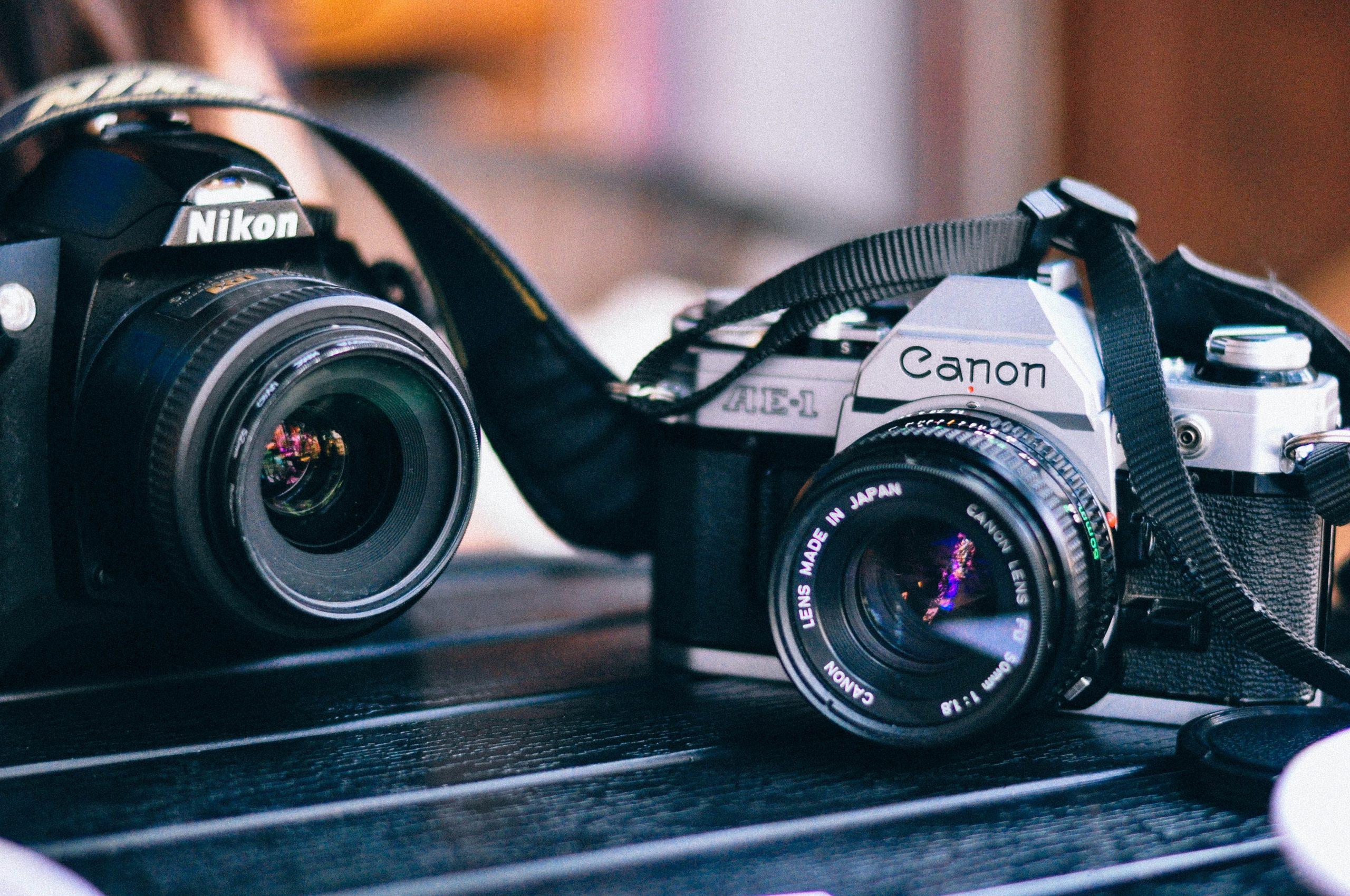 tips memilih kamera dslr - 2 Kamera Berbeda (rosalindchang)