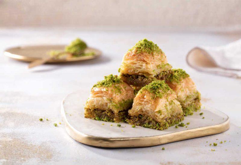 Baklava, Makanan Turki(siltanofbazaar)