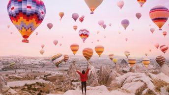 Cappadocia, Turki (goturkeytourism)