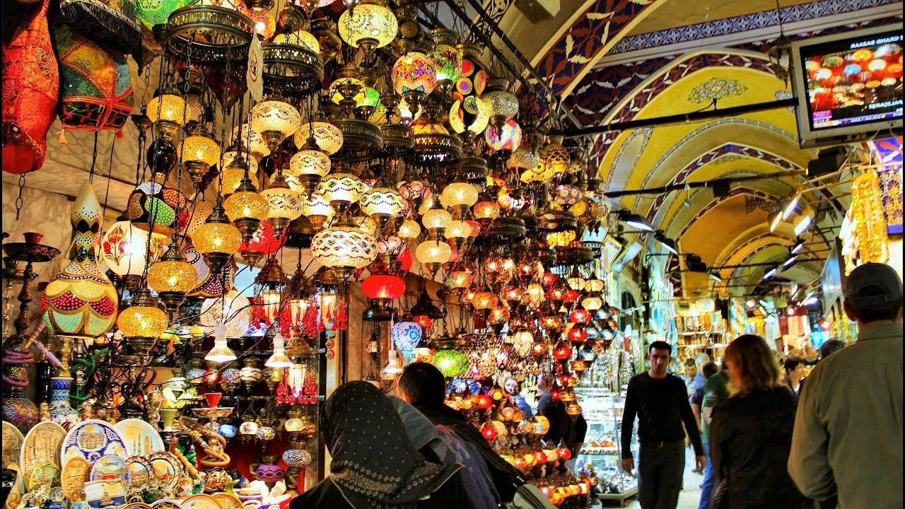Grand Bazaar, Turkey (travelmakerindonesia)