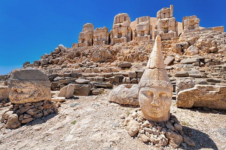 Gunung Nemrut, Turki (planetware)