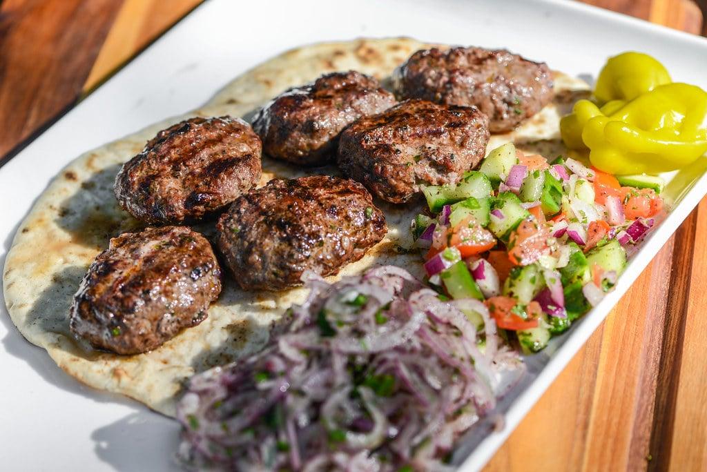 Kofte, Makanan Turki (themeatware)
