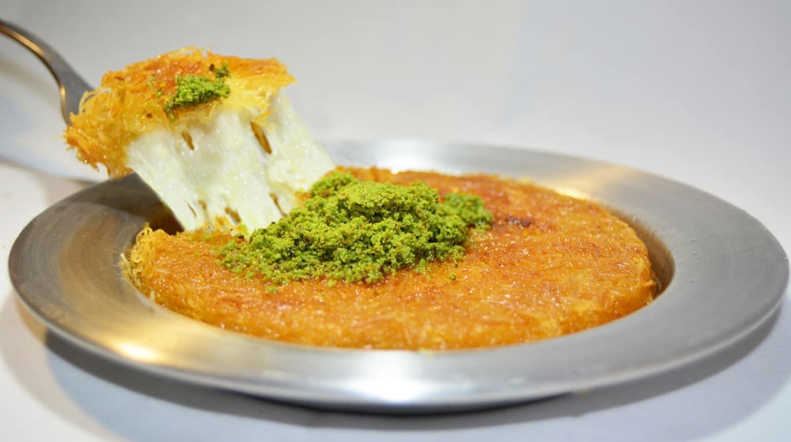 Kunefe, Makanan Turki (turkishfoodie)