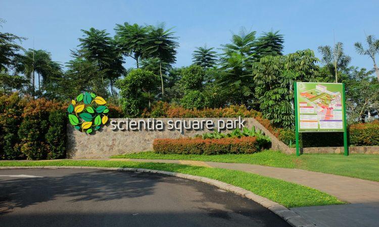 Scientia Square Park Tangerang (javatravel)